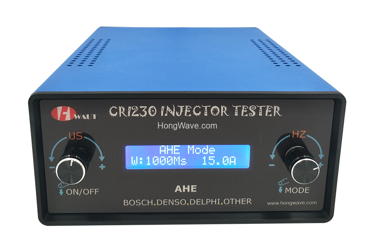 CRI230共轨喷油器测试仪
